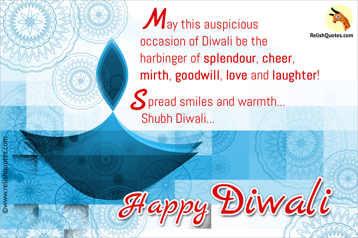 Diwali Wishing Quotes