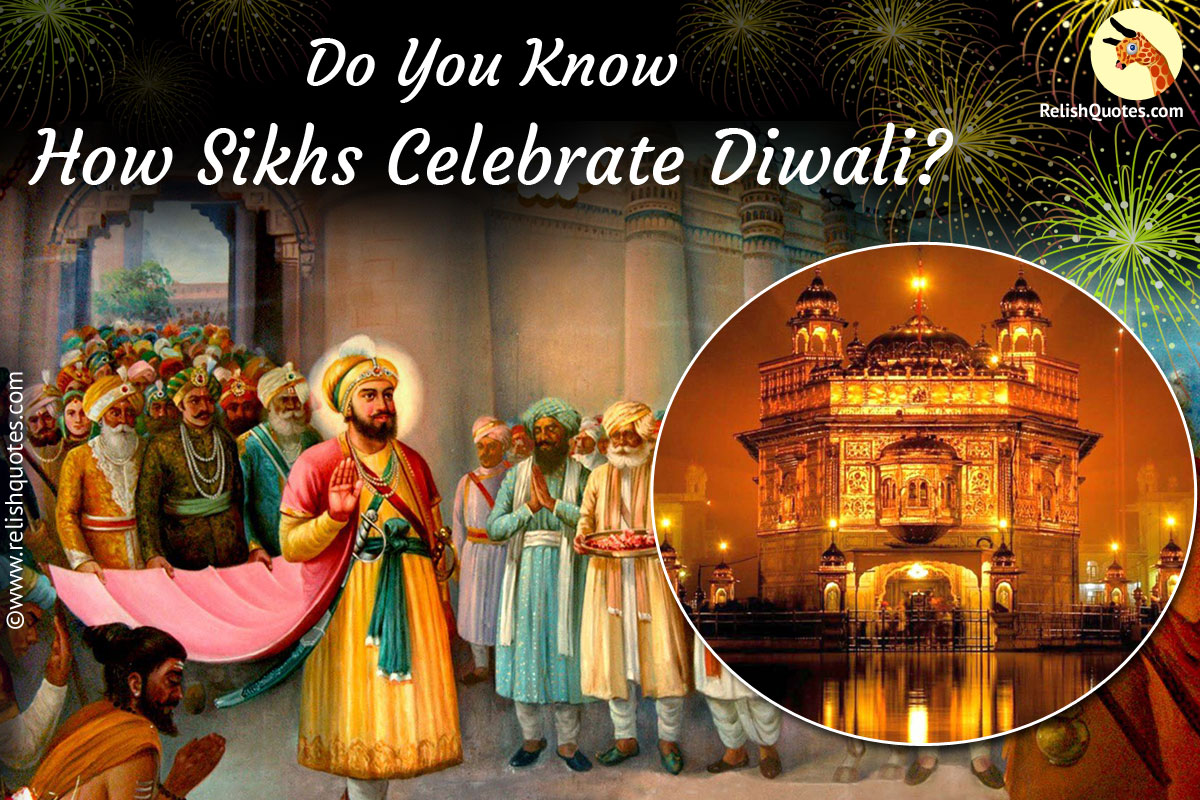 How Sikhs Celebrate Diwali