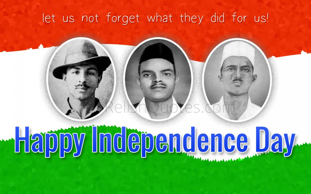Remember the Martyrs This Independence Day!