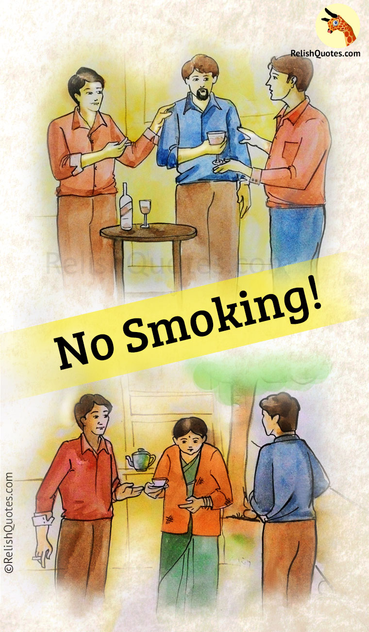 No Smoking Short Story