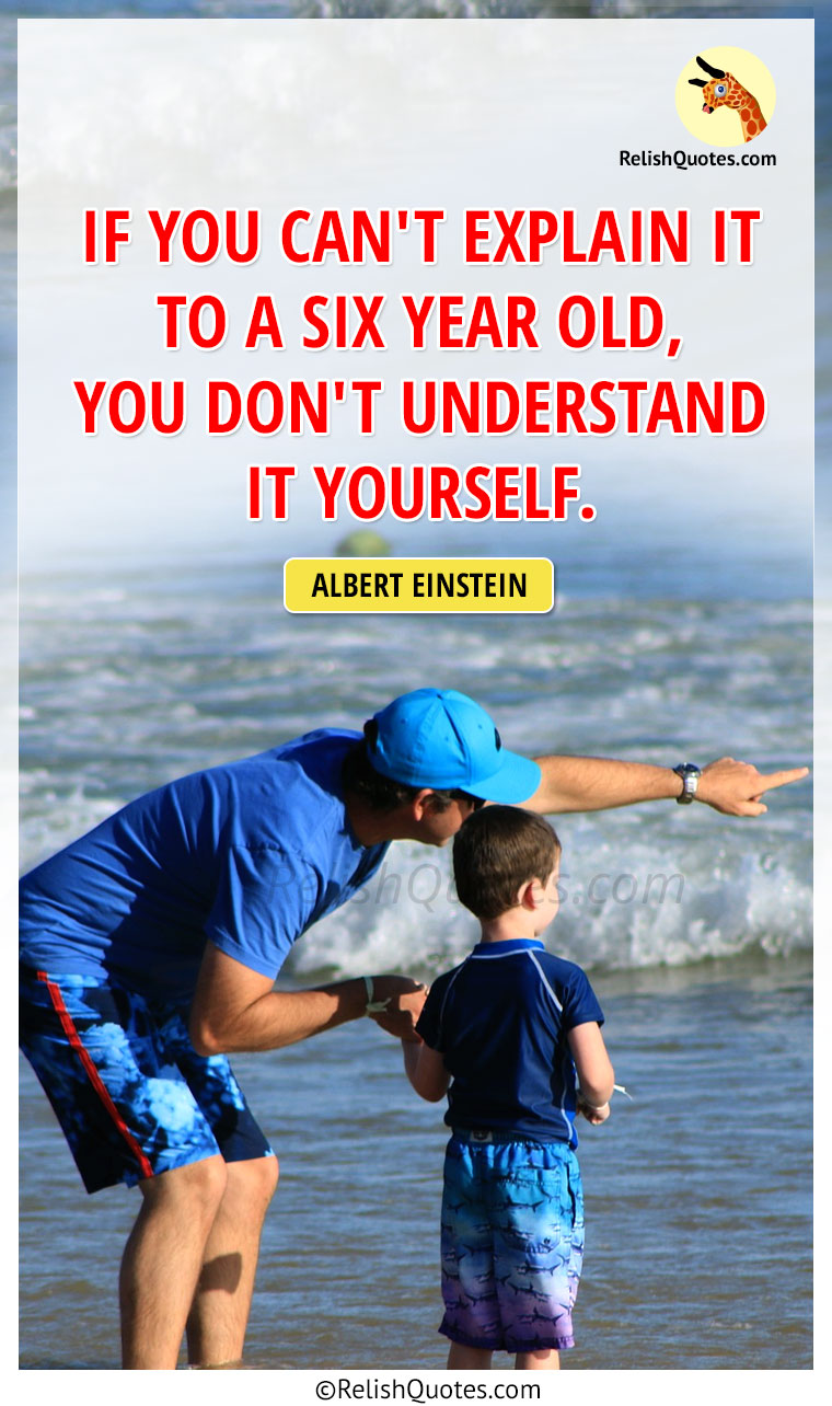 Albert Einstein Quotes on Life