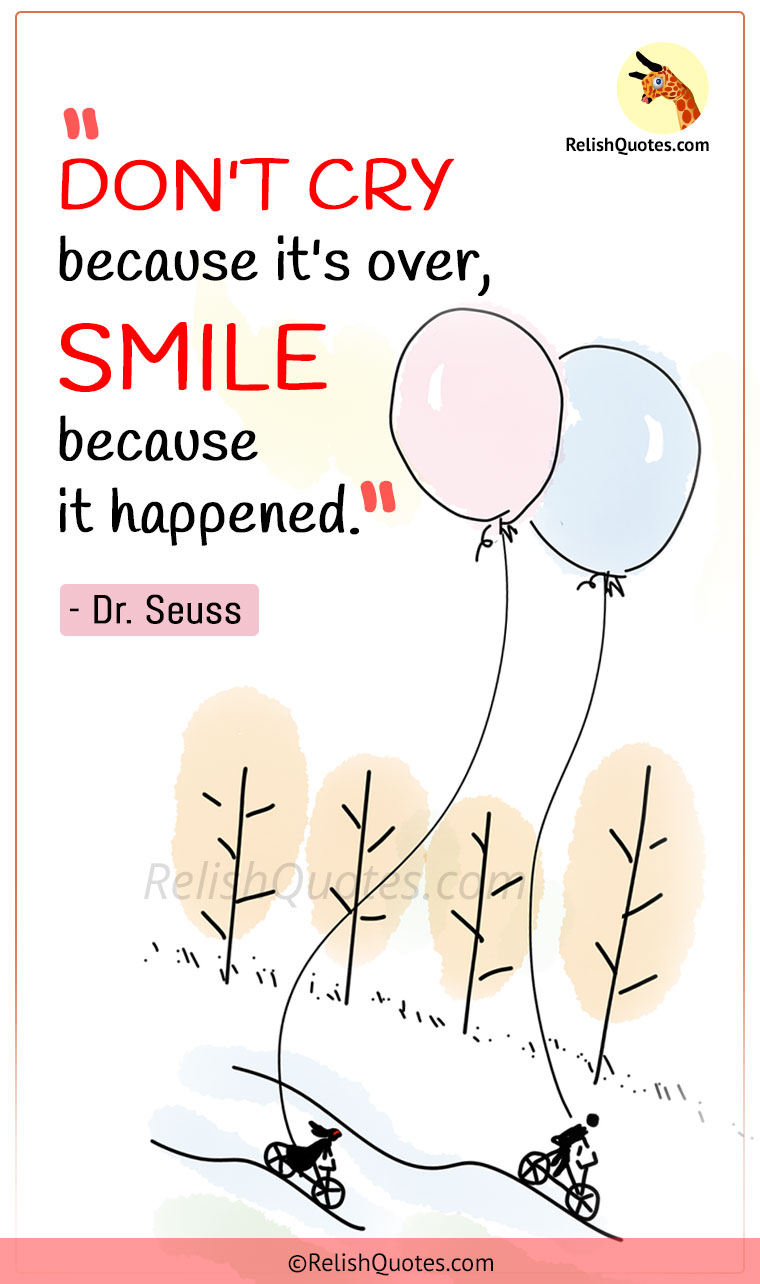 Inspiring Dr. Seuss Quotes