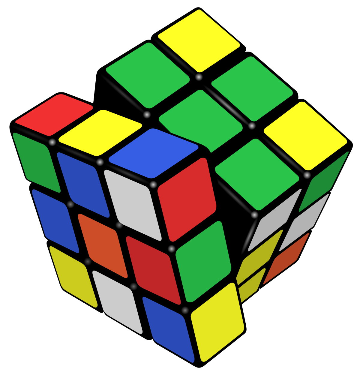 How to solve a 3x3 Rubik's Cube in a Minute?